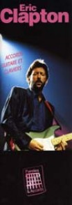 CLAPTON ERIC PAROLES ET ACCORDS