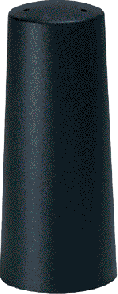COUVRE BEC PLASTIQUE VANDOREN POUR LIGATURE CUIR CLARINETTE MIB