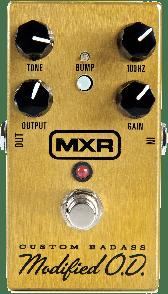 MXR M77 OVERDRIVE