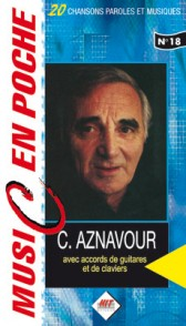 AZNAVOUR C. MUSIC EN POCHE