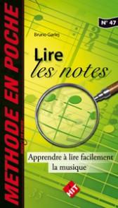 LE GUERN D./GARLEJ B. LIRE LES NOTES