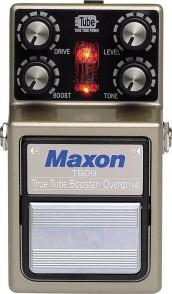 MAXON TBO9 TRUE TUBE BOOSTER/ OVERDRIVE