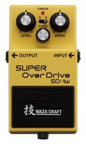 BOSS SD-1W SUPER OVERDRIVE