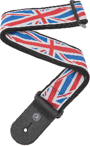 SANGLE PLANET WAVES 50A11 UNION JACK