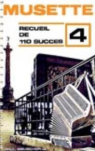 SUCCES MUSETTE VOL 4 ACCORDEON