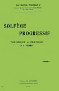 THOMAS R. SOLFEGE PROGRESSIF VOL 2