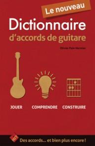 PAIN-HERMIER O. DICTIONNAIRE D'ACCORDS DE GUITARE