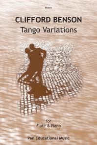 BENSON C. TANGO VARIATIONS FLUTE