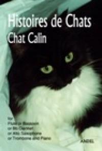 LAPERTEAUX F. HISTOIRES DE CHATS: CHAT CALIN SAXO ALTO