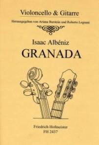 ALBENIZ I. GRANADA VIOLONCELLE GUITARE