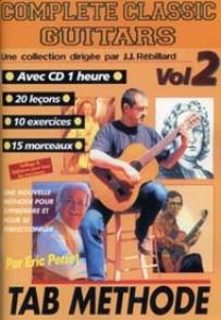 COMPLETE CLASSICS GUITARS VOL 2 AVEC CD
