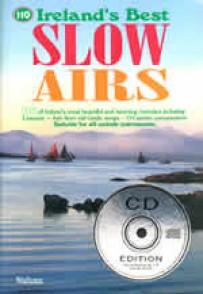 110 IRELAND'S BEST SLOW AIRS FLUTE
