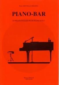 MINVIELLE-SEBASTIA P. PIANO-BAR PIANO