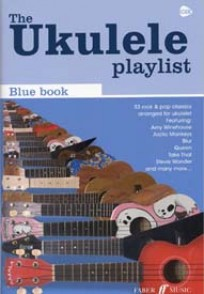 UKULELE THE PLAYLIST BLUE BOOK