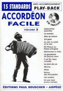 ACCORDEON FACILE VOL 2