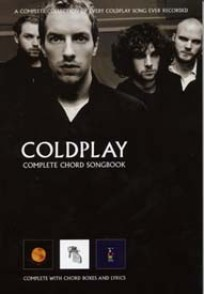 COLDPLAY COMPLETE CHORD SONGBOOK