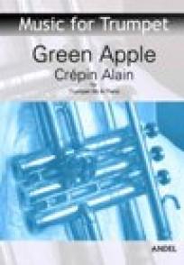 CREPIN A. GREEN APPLE TROMPETTE