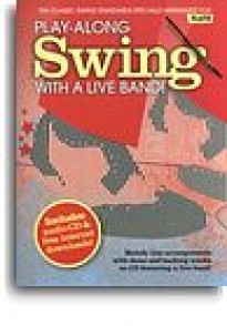 PLAY-ALONG SWING WITH A LIVE BAND FLUTE