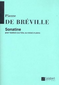 BREVILLE P. SONATINE HAUTBOIS