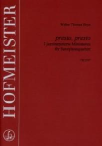 HEYN W.T. PRESTO PRESTO SAXOS