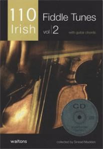 110 IRISH FIDDLE TUNES VOL 2 VIOLON (OU FLUTE)