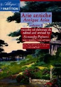 PARISOTTI A. ARIE ANTICHE VOL 2 CHANT PIANO