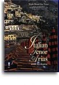 ITALIAN TENOR ARIAS CHANT PIANO