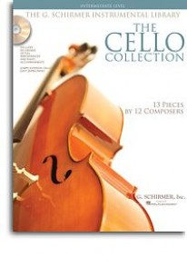 THE CELLO COLLECTION  INTERMEDIATE VIOLONCELLE