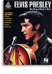 PRESLEY E. THE KING OF ROCK'N'ROLL GUITARE
