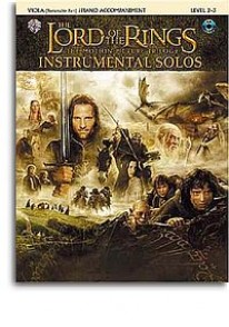LORD OF THE RINGS ALTO
