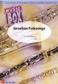 ISRAELIAN FOLKSONGS CLARINETTES