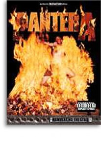 PANTERA REINVENTING THE STEEL GUITARE