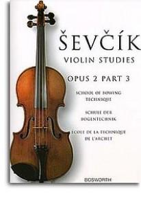 SEVCIK OPUS 2 PART 3 VIOLON