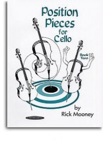 MOONEY R. POSITION PIECES BOOK 2 FOR CELLO
