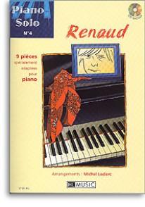 RENAUD PIANO SOLO N°4