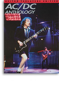 AC/DC ANTHOLOGY GUITARE TAB