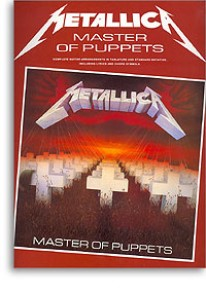 METALLICA MASTER OF PUPPETS GUITARE TAB
