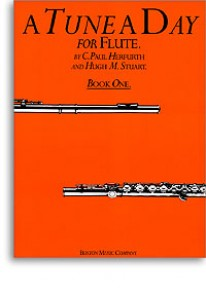 HERFURTH P. A TUNE A DAY BOOK ONE FLUTE
