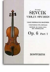 SEVCIK OPUS 6 PART 7 VIOLON