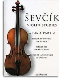 SEVCIK OPUS 2 PART 2 VIOLON