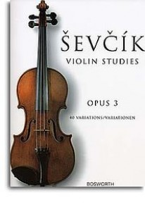 SEVCIK OPUS 3 VIOLON