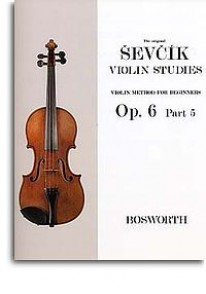 SEVCIK OPUS 6 PART 5 VIOLON