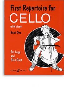 LEGG P./GOUT A. FIRST REPERTOIRE FOR CELLO VOL 1 VIOLONCELLE
