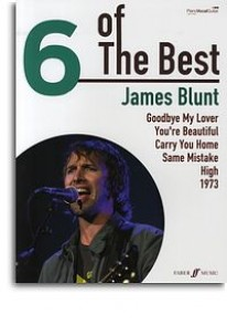 BLUNT JAMES 6 OF THE BEST PVG