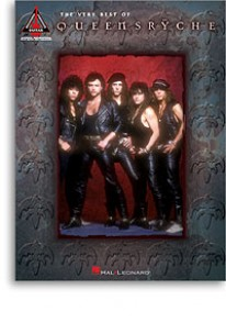 QUEENSRYCHE THE VERY BEST OF GUITARE