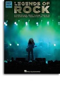 LEGENDS OF ROCK EASY GUITAR
