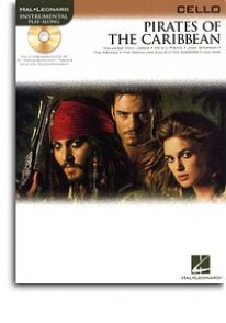 PIRATES OF THE CARIBBEAN VIOLONCELLE