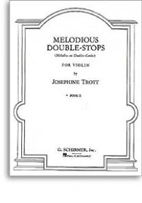 TROTT J. MELODIOUS DOUBLE-STOPS VOL 2 VIOLON