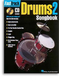 FAST TRACK DRUMS 2 SONGBOOK 1