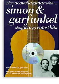 SIMON AND GARFUNKEL PLAY ACOUSTIC GUITAR TAB